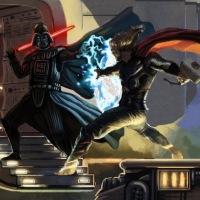 Dark Vader vs Thor