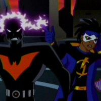 Static Shock vs Batman Beyond