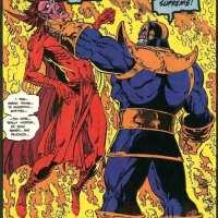 Mephisto vs Thanos
