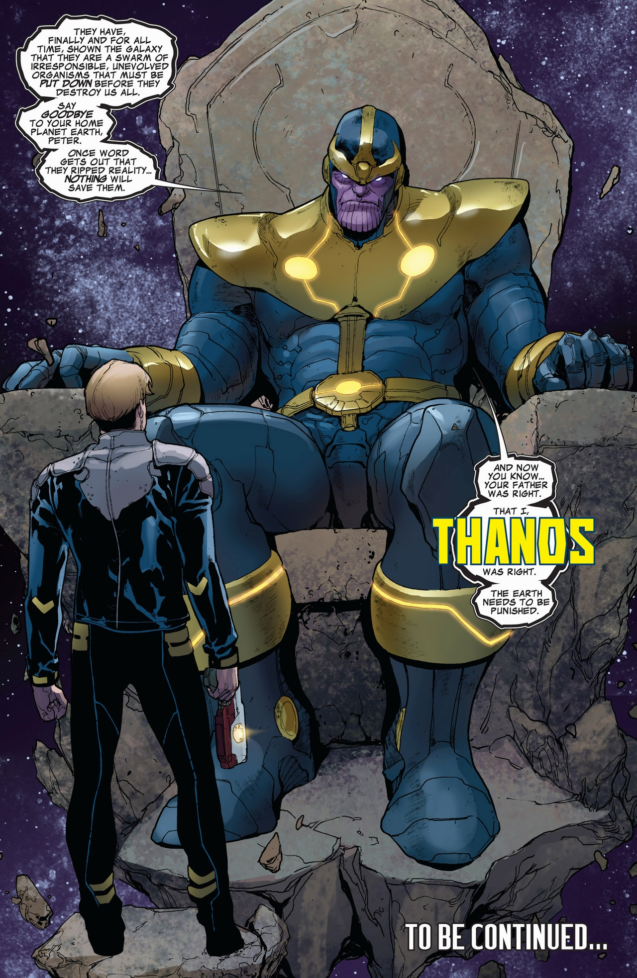 Star lord vs thanos dreager1 s blog