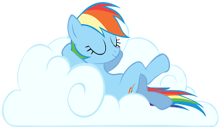 9234 - artist-Stinkehund cloud rainbow_dash