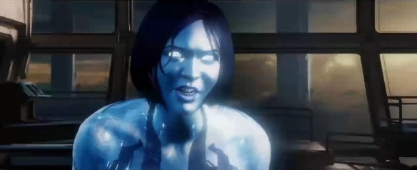 Cortana vs Skynet