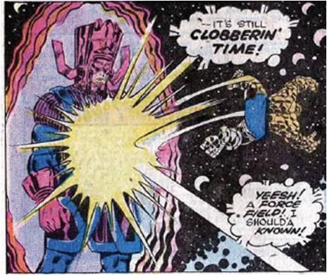 ff 173 thing vs galactus