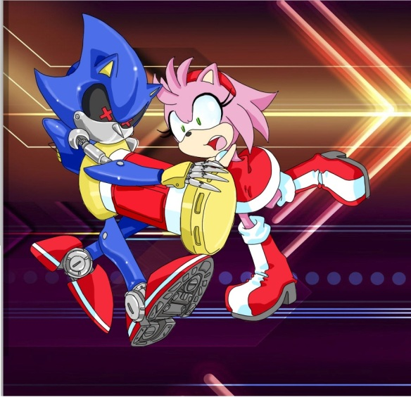 amy_vs_metal_sonic_by_smsskullleader-d598zur