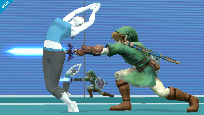 Link went too far