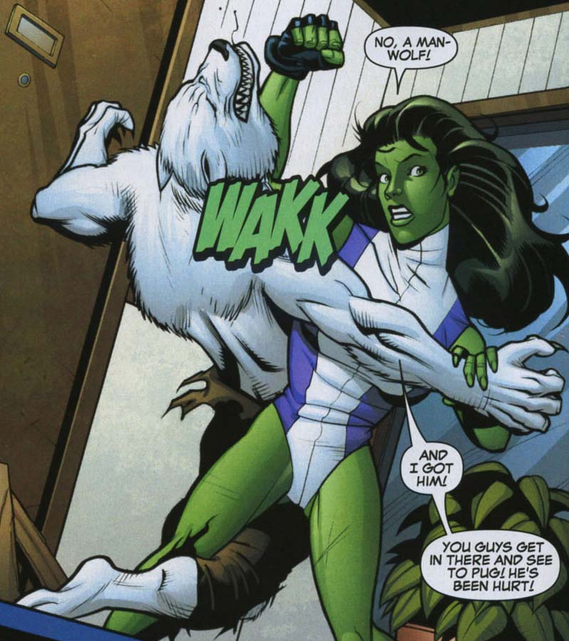 Shehulk vs peter griffin Part 9