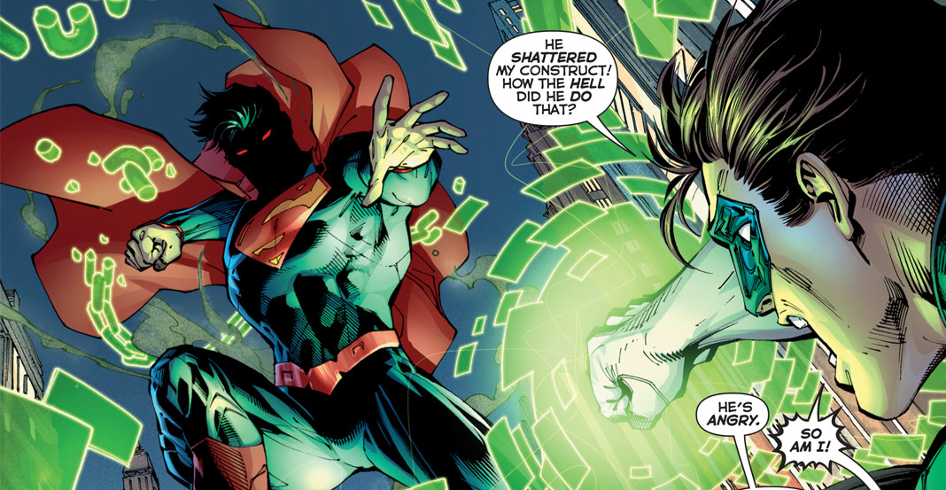 green lantern battles dreager1 s page 2