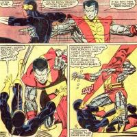 Colossus vs Cyclops