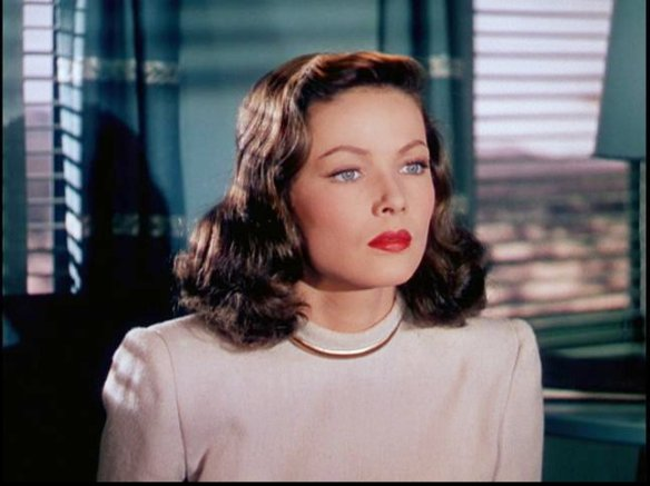 Gene Tierney Leave Her To Heaven