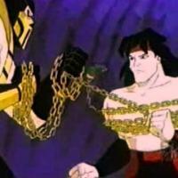 Liu Kang vs Scorpion (MK)
