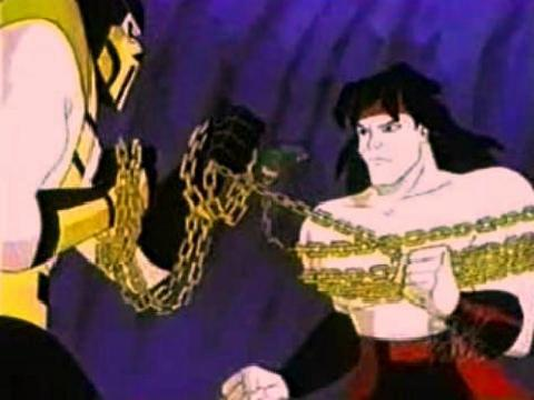Liu_Kang_vs._Scorpion