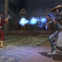 Raiden (MK) vs Shazam