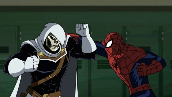 TASKMASTER, SPIDER-MAN