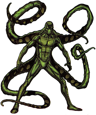 Green Goblin 2014 Suit Green Goblin vs Squid ...