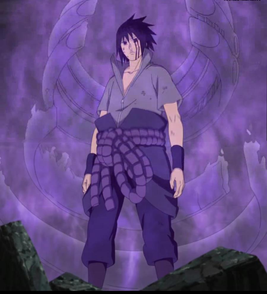 Sasuke Battles