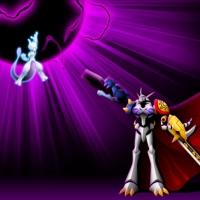 Mewtwo vs Greymon