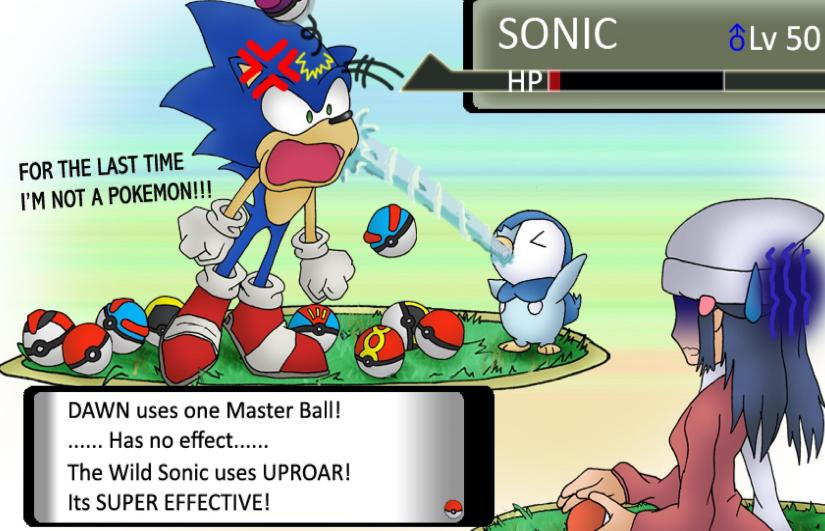 Sonic and Dawn