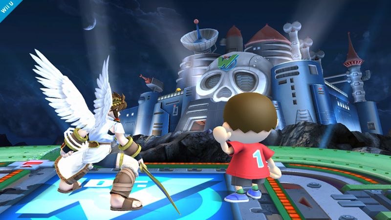 Villager and Pit will team up