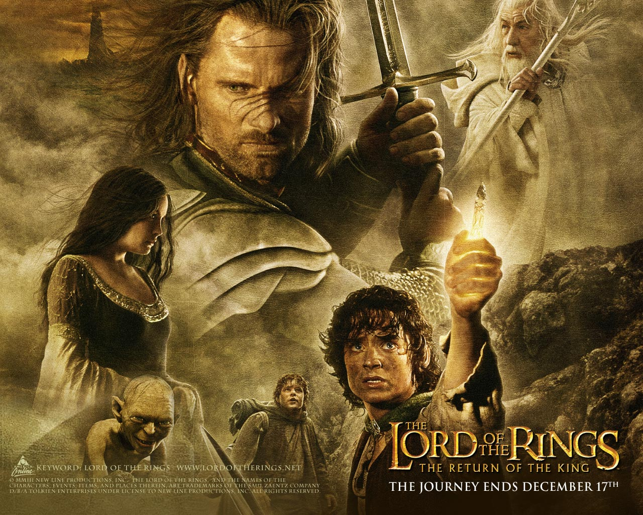 The Lord of The Rings The Return of The King Review | DReager1.com