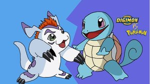 Gabumon and Squirtle