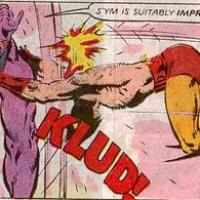 S'ym vs Wolverine