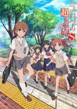 A_Certain_Scientific_Railgun_S_Poster