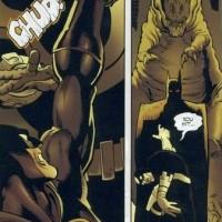 Bullseye vs Batman