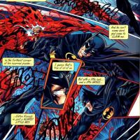 Batman vs Carnage