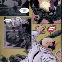 Batman vs Kingpin
