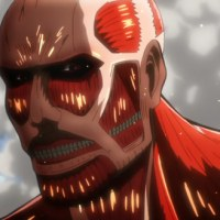 Colossal Titan vs Link