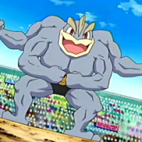 Machamp vs Steelix