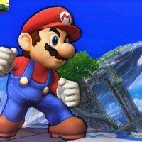 Tuxedo Mask vs Mario