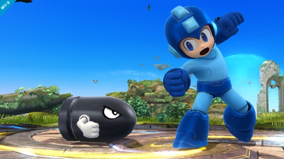 Mega Man Bullet Bill