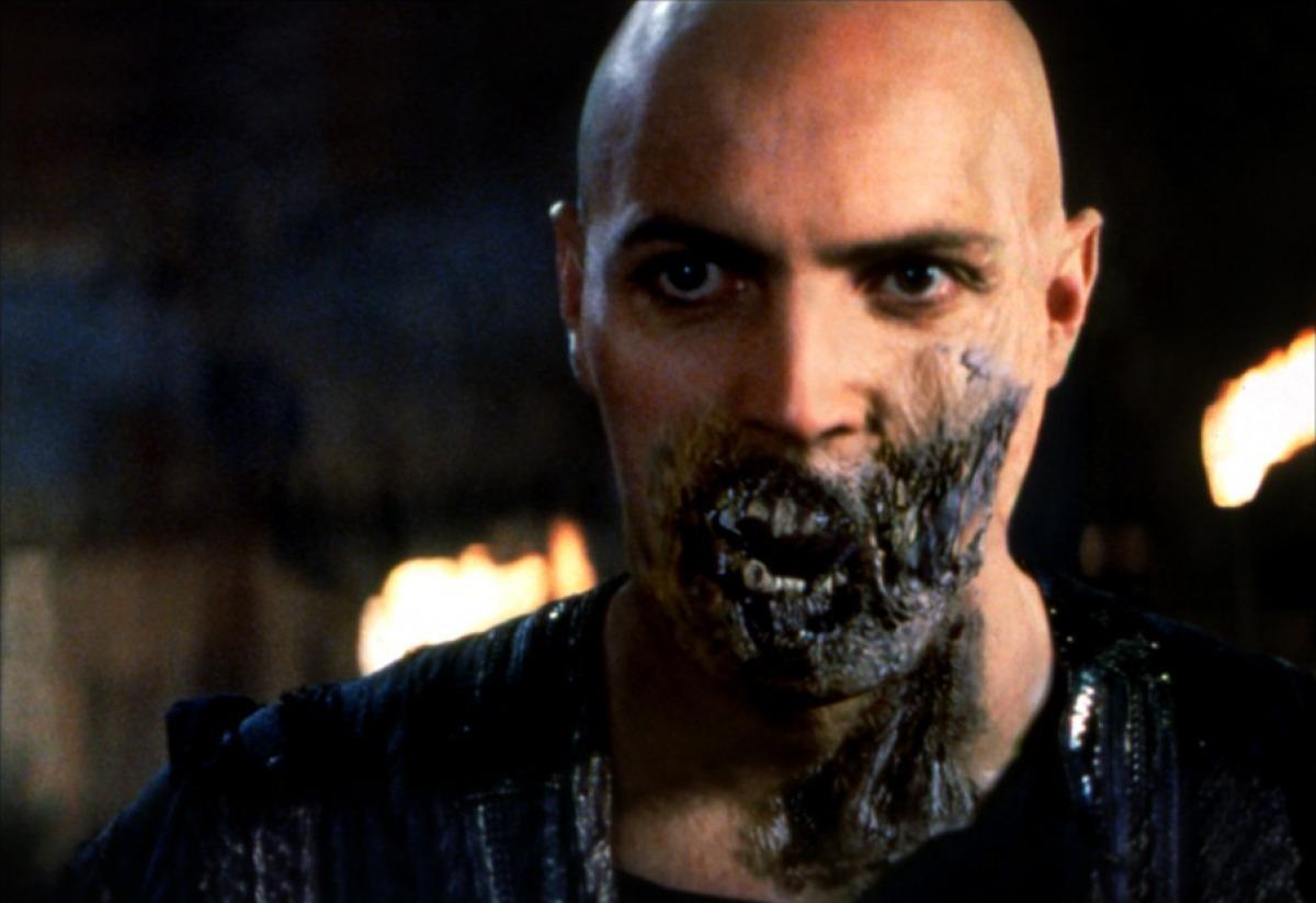 Imhotep Vs Sandman