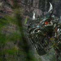 Godzilla vs Grimlock