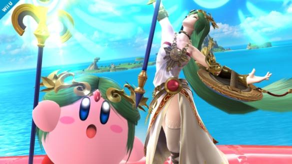 Kirby Palutena
