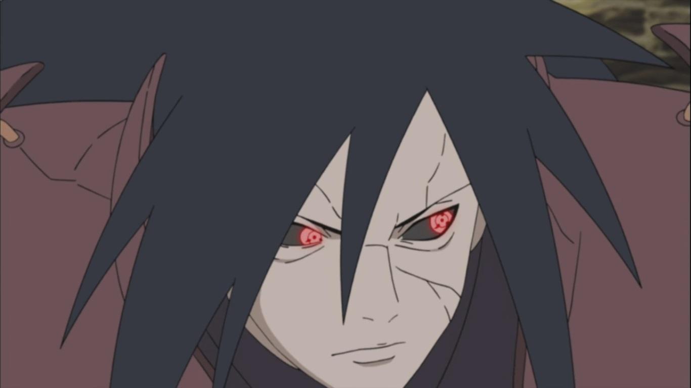 Madara Battles | DReager1's Blog Naruto Madara Sharingan