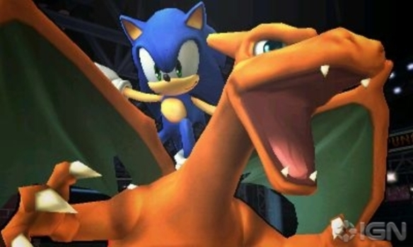 Sonic Charizard
