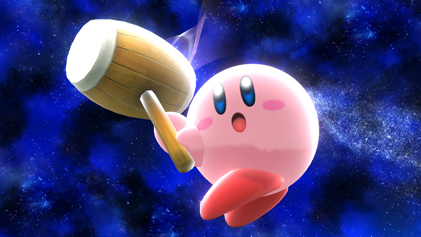 Kirby Super Smash Bros Kirby | DReager1's Blo...