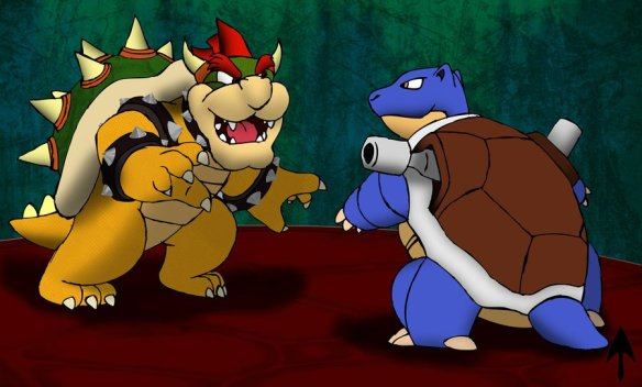 Bowser Squirtle