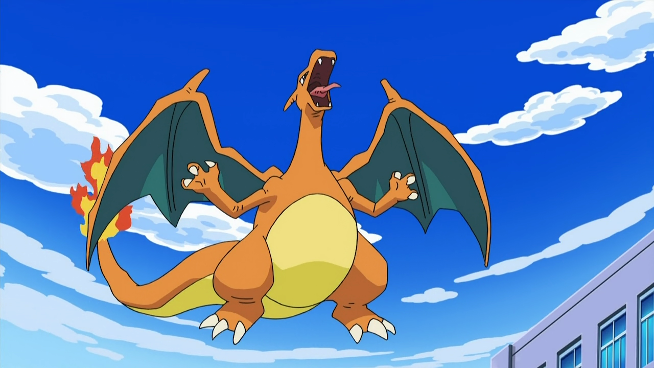 Charizard Battles Dreager1 S Blog