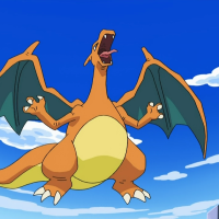 Chief R vs Charizard