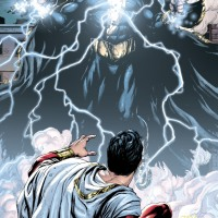 Shazam vs Black Adam