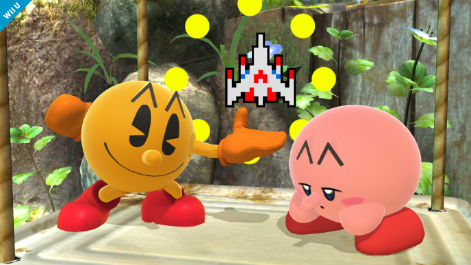 Kirby PacMan