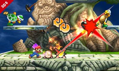 Mario Hammer Bros