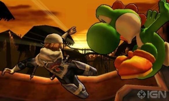 Zelda Yoshi