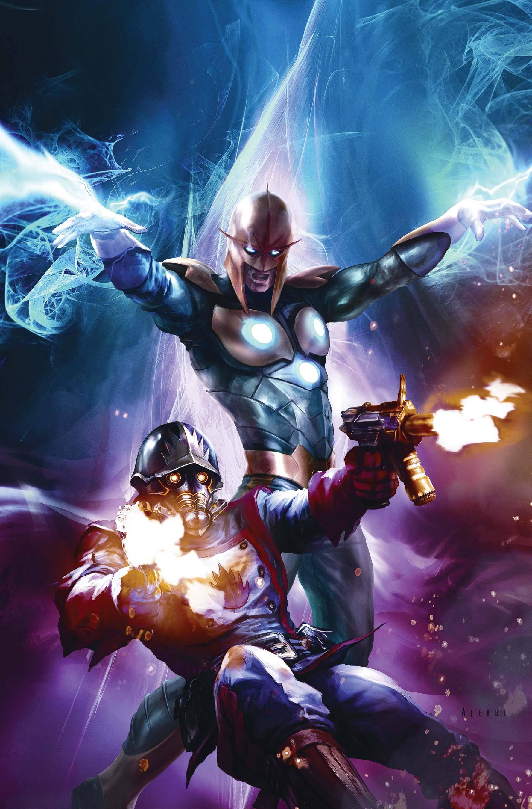 Star Lord Marvel Art