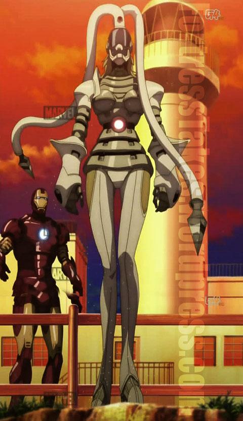 iron_man_anime_2011_stark_dr_tanaka_robot_cyborg