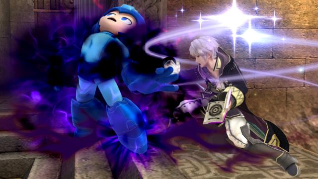 Mega Man Robin