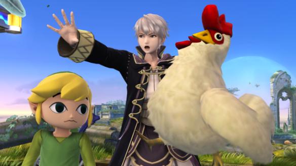 Toon Link Robin